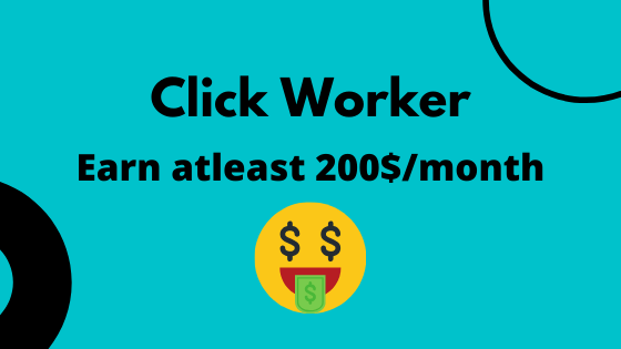Clickworker UHRS earning
