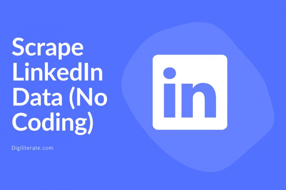 LinkedIn Data Scraping Guide