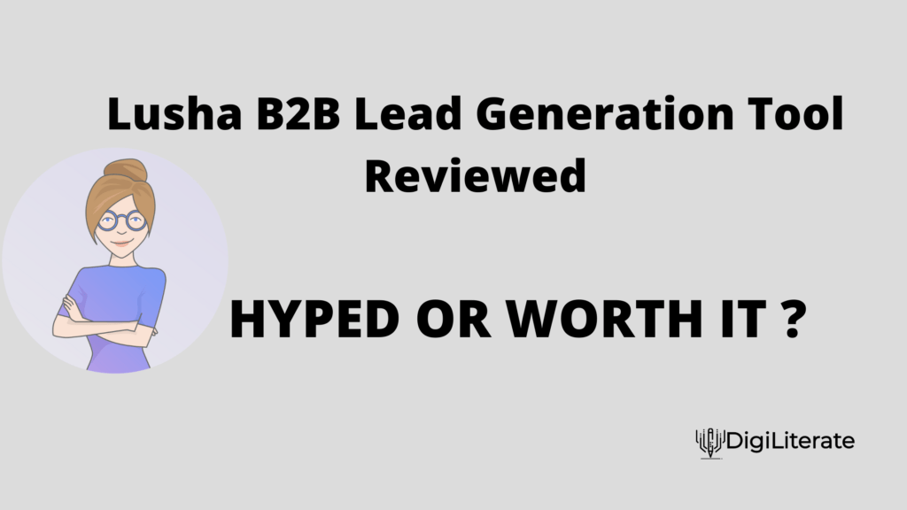 Lush Lead Generation Tool
