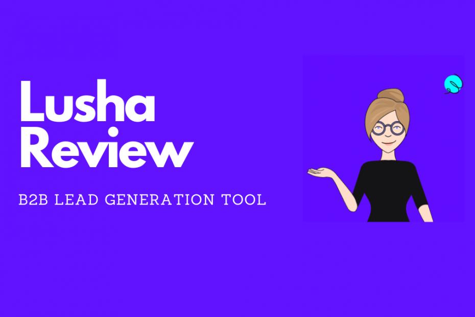 B2B Lead Generation tool